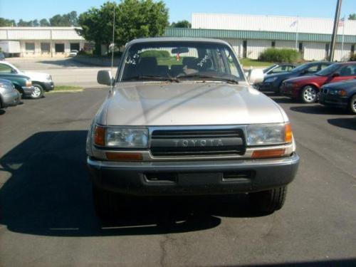 Photo Image Gallery & Touchup Paint: Toyota Landcruiser in Beige Metallic   (4K1)  YEARS: 1991-1994