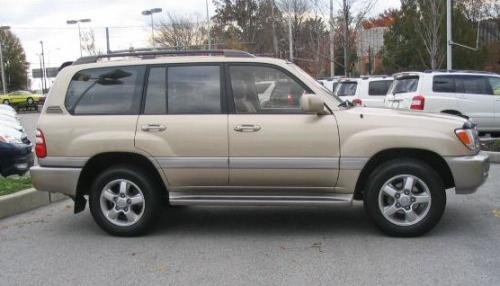 Photo Image Gallery & Touchup Paint: Toyota Landcruiser in Sonora Gold Pearl  (4R3)  YEARS: 2003-2007