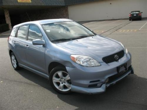 Photo Image Gallery & Touchup Paint: Toyota Matrix in Cosmic Blue Metallic  (8Q5)  YEARS: 2003-2008