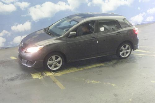 Photo Image Gallery & Touchup Paint: Toyota Matrix in Magnetic Gray Metallic  (1G3)  YEARS: 2009-2013