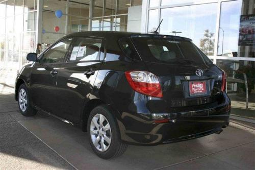 Photo Image Gallery & Touchup Paint: Toyota Matrix in Black Sand Pearl  (209)  YEARS: 2009-2013