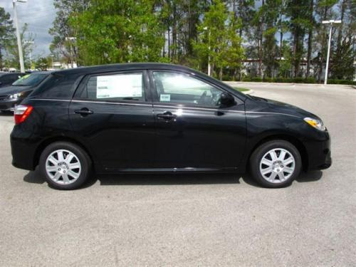 Photo Image Gallery Touchup Paint Toyota Matrix In Black Sand