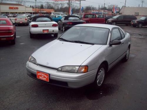 Photo Image Gallery & Touchup Paint: Toyota Paseo in Silvermist Metallic   (176)  YEARS: 1992-1994