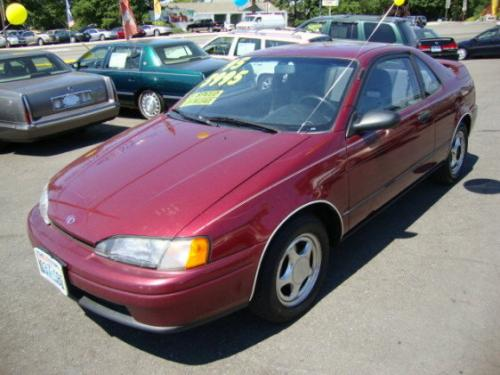 Photo Image Gallery & Touchup Paint: Toyota Paseo in Ruby Pearl   (3L3)  YEARS: 1995-1995