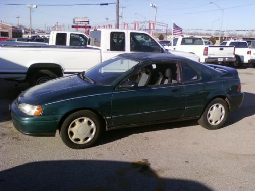 Photo Image Gallery & Touchup Paint: Toyota Paseo in Sierra Green Metallic  (6N7)  YEARS: 1995-1995