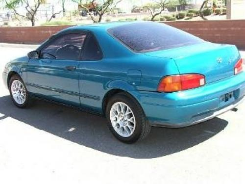 Photo Image Gallery & Touchup Paint: Toyota Paseo in Turquoise Pearl   (746)  YEARS: 1992-1995