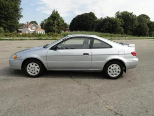 Photo Image Gallery & Touchup Paint: Toyota Paseo in Platinum Metallic   (1A0)  YEARS: 1996-1997