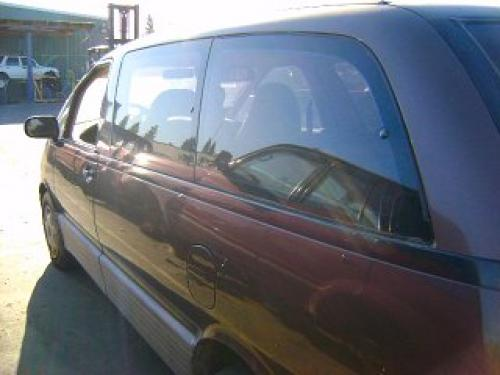 Photo Image Gallery & Touchup Paint: Toyota Previa in Cedarwood Metallic   (4L6)  YEARS: 1991-1991