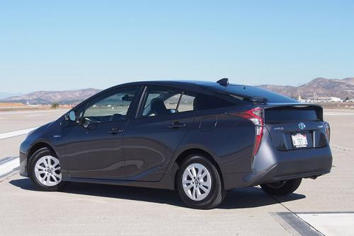 Photo Image Gallery & Touchup Paint: Toyota Prius in Magnetic Gray Metallic  (1G3)  YEARS: 2017-2017