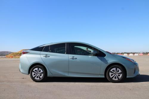 Photo Image Gallery & Touchup Paint: Toyota Prius in Sea Glass Pearl  (781)  YEARS: 2016-2017