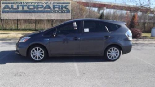 Photo Image Gallery & Touchup Paint: Toyota Priusv in Magnetic Gray Metallic  (1G3)  YEARS: 2012-2017