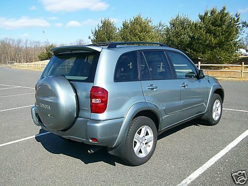 Photo Image Gallery & Touchup Paint: Toyota Rav4 in Everglade Metallic   (6T6)  YEARS: 2004-2005