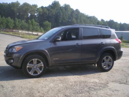 Photo Image Gallery & Touchup Paint: Toyota Rav4 in Magnetic Gray Metallic  (1G3)  YEARS: 2009-2012