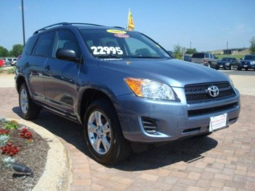 Photo Image Gallery & Touchup Paint: Toyota Rav4 in Pacific Blue Metallic  (8R3)  YEARS: 2006-2012