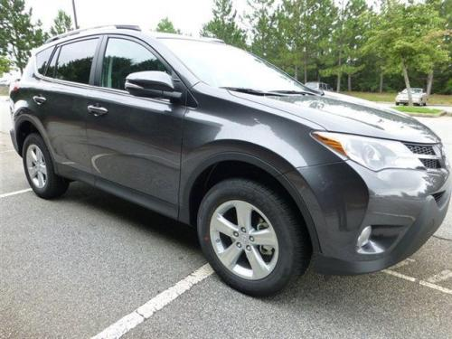 Photo Image Gallery & Touchup Paint: Toyota Rav4 in Magnetic Gray Metallic  (1G3)  YEARS: 2013-2018