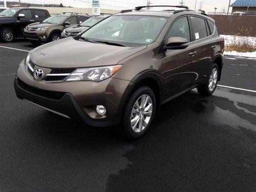 Photo Image Gallery & Touchup Paint: Toyota Rav4 in Pyrite Mica   (4T3)  YEARS: 2013-2015