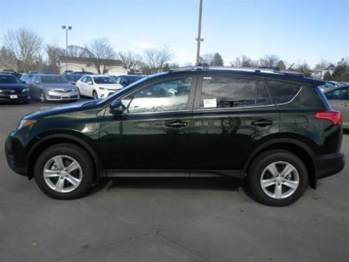 Photo Image Gallery & Touchup Paint: Toyota Rav4 in Spruce Mica   (6V4)  YEARS: 2013-2013