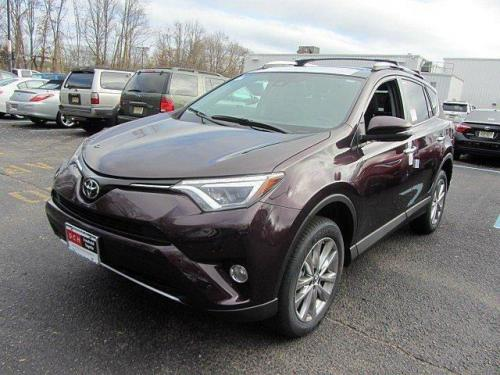 Photo Image Gallery & Touchup Paint: Toyota Rav4 in Black Currant Metallic  (9AH)  YEARS: 2016-2017