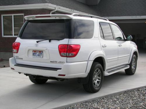 Importarchive Toyota Sequoia 20012007 Touchup Paint Codes And