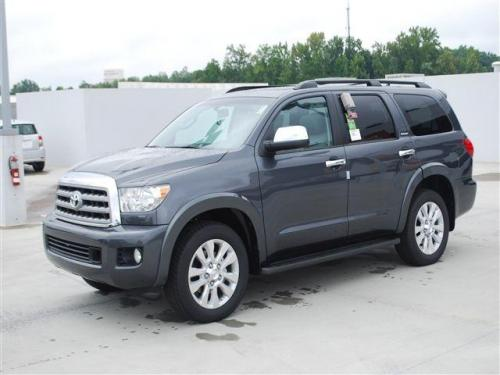 Photo Image Gallery & Touchup Paint: Toyota Sequoia in Magnetic Gray Metallic  (1G3)  YEARS: 2018-2018