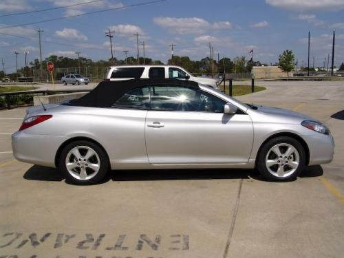Photo Image Gallery & Touchup Paint: Toyota Solara in Classic Silver Metallic  (1F7)  YEARS: 2008-2008