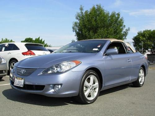 Photo Image Gallery & Touchup Paint: Toyota Solara in Cosmic Blue Metallic  (8Q5)  YEARS: 2004-2008