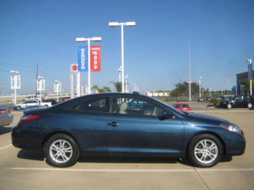 Photo Image Gallery & Touchup Paint: Toyota Solara in Oceanus Pearl   (8R9)  YEARS: 2004-2007
