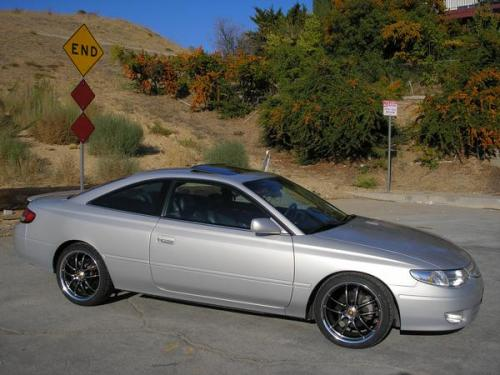 toyota solara Photo Example of Paint Code 1C4