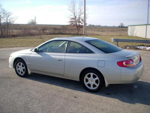 Photo Image Gallery & Touchup Paint: Toyota Solara in Lunar Mist Metallic  (1C8)  YEARS: 2002-2003
