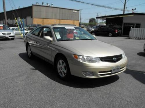 Photo Image Gallery & Touchup Paint: Toyota Solara in Gold Dust Metallic  (4Q5)  YEARS: 2000-2003