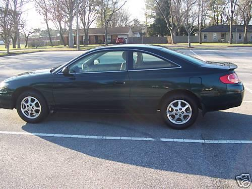 toyota solara Photo Example of Paint Code 6S3