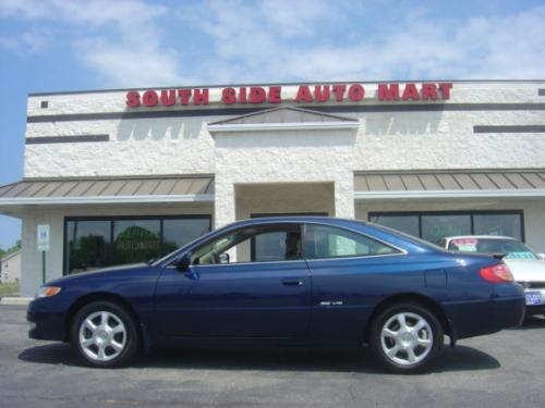 Photo Image Gallery & Touchup Paint: Toyota Solara in Indigo Ink Pearl  (8P4)  YEARS: 2001-2003