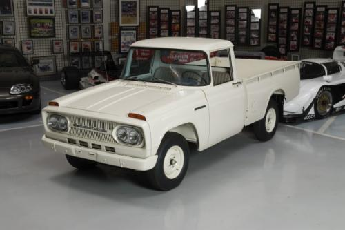 Photo Image Gallery & Touchup Paint: Toyota Stout in Lily White   (T403)  YEARS: 1964-1968