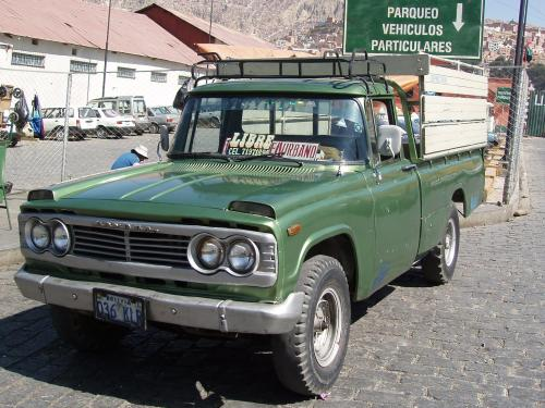 Photo Image Gallery & Touchup Paint: Toyota Stout in Judson Green   (T453)  YEARS: 1964-1968