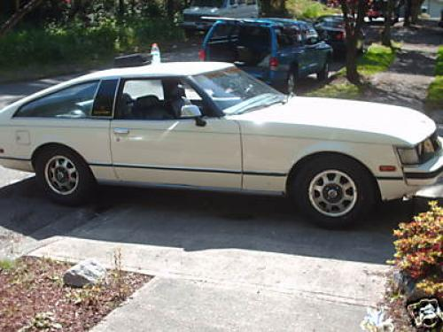 Photo Image Gallery & Touchup Paint: Toyota Supra in White    (028)  YEARS: 1979-1979