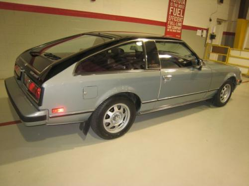 Photo Image Gallery & Touchup Paint: Toyota Supra in Silver Metallic   (128)  YEARS: 1979-1979