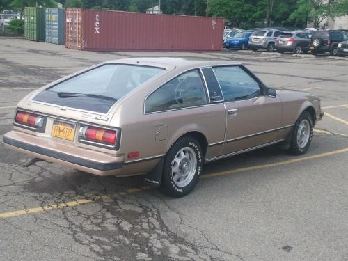 Photo Image Gallery & Touchup Paint: Toyota Supra in Beige Metallic   (4A4)  YEARS: 1981-1981