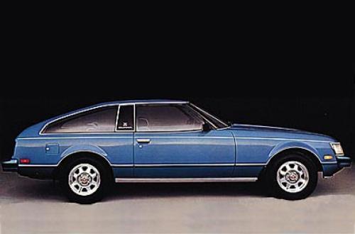Photo Image Gallery: Toyota Supra in Light Blue Metallic  (861)  YEARS: -