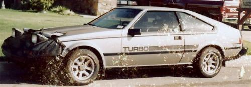 Photo Image Gallery & Touchup Paint: Toyota Supra in Silver Gray Metallic  (141)  YEARS: 1982-1983