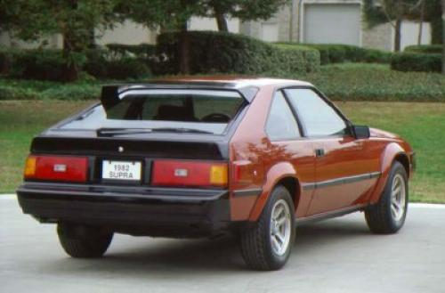 Photo Image Gallery & Touchup Paint: Toyota Supra in Terra Cotta   (3A7)  YEARS: 1982-1983