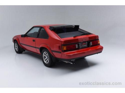 Photo Image Gallery & Touchup Paint: Toyota Supra in Super Red   (3D1)  YEARS: 1983-1984