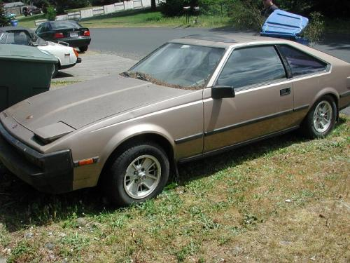 Photo Image Gallery & Touchup Paint: Toyota Supra in Beige Metallic   (4A5)  YEARS: 1982-1982