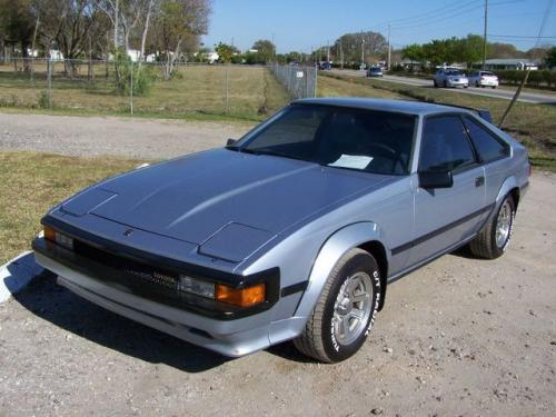 Photo Image Gallery: Toyota Supra in Light Blue Metallic Clearcoat (894)  YEARS: -