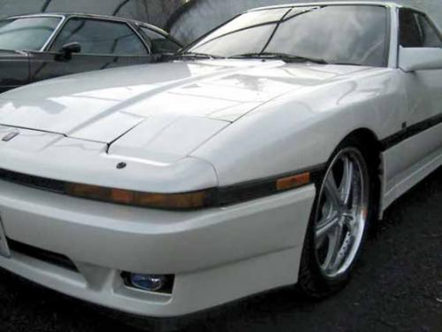 Photo Image Gallery & Touchup Paint: Toyota Supra in Super White   (040)  YEARS: 1986-1988