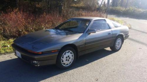 Photo Image Gallery & Touchup Paint: Toyota Supra in Beige Brown   (27A)  YEARS: 1986-1987