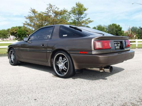 Photo Image Gallery & Touchup Paint: Toyota Supra in Brown Metallic   (4H1)  YEARS: 1986-1987