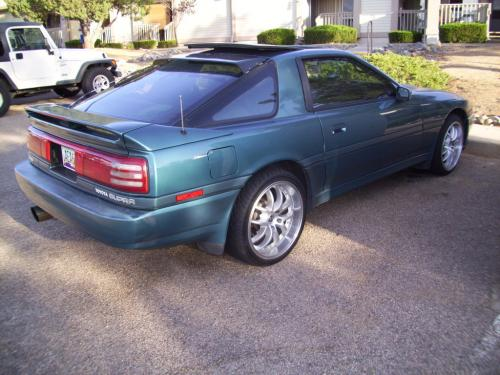 Photo Image Gallery & Touchup Paint: Toyota Supra in Teal Metallic   (749)  YEARS: 1992-1992