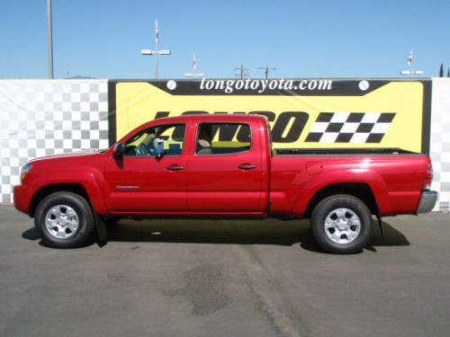 Photo Image Gallery & Touchup Paint: Toyota Tacoma in Barcelona Red Metallic  (3R3)  YEARS: 2011-2015