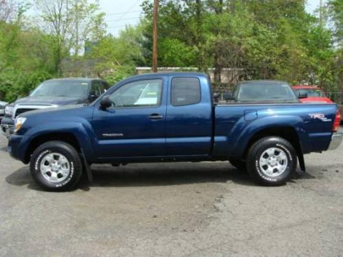 toyota tacoma Photo Example of Paint Code 8P4