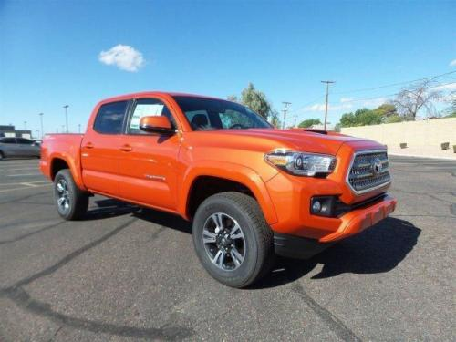 Toyota Com Tacoma >> Photo Image Gallery & Touchup Paint: Toyota Tacoma in ...